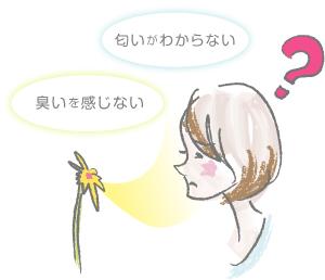 異常 嗅覚